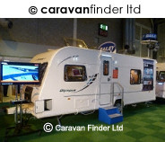 Bailey Olympus 504 2011 caravan