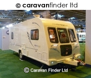 Bailey Olympus 525 2011 caravan