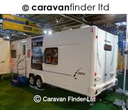 Bailey Olympus 624 2011 caravan