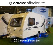 Bailey Orion 400 2011 caravan