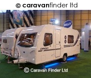 Bailey Orion 440 2011 caravan