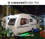 Bailey Orion 450 2011 caravan