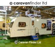 Bailey Pegasus 534 2011 caravan