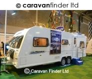Bailey Pegasus 646 2011 caravan