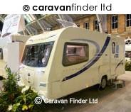 Bailey Pegasus Genoa S2 2011 caravan