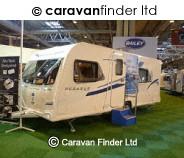 Bailey Pegasus Rimini 2011 caravan