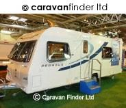 Bailey Pegasus Verona S2 2011 caravan