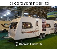 Bailey Barcelona 2011 caravan