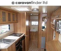 Used Bailey Seville 2011 touring caravan Image