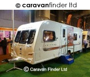 Bailey Unicorn Valencia 2011 caravan