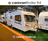 Bailey Olympus 460-2 sold 2012 caravan