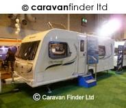 Bailey Olympus II 530-4 2012 caravan