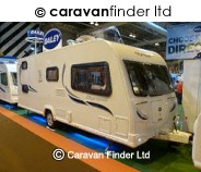 Bailey Olympus 540 5 2012 caravan
