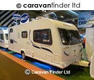 Bailey Olympus 540 2012 caravan