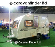 Bailey Orion 400 2012 caravan