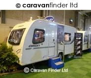 Bailey Orion 430/4 2012 caravan