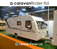 Bailey Orion 440 2012 caravan