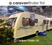 Bailey Orion 450 2012 caravan