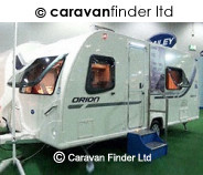 Bailey Orion 460 2012 caravan
