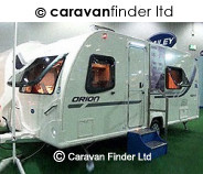 Bailey Orion 530 2012 caravan