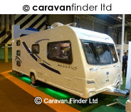 Bailey Pegasus Ancona  2012 caravan