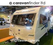 Bailey Pegasus Milan S2 2012 caravan