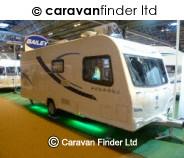 Bailey Pegasus Verona S2 2012 caravan