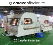 Bailey Unicorn Cadiz 2012 caravan