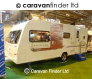 Bailey Unicorn Madrid  2012 caravan