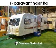 Bailey Unicorn Pamplona 2012 caravan