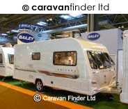 Bailey Unicorn Seville 2012 caravan