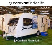 Bailey Olympus 460 2013 caravan