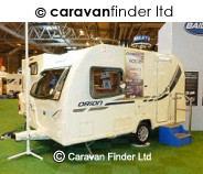 Bailey Orion 400 2013 caravan