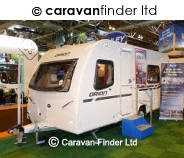 Bailey Orion 430 2013 caravan