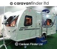 Bailey Orion 530 2013 caravan