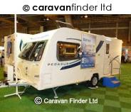 Bailey Pegasus Genoa S2 2013 caravan