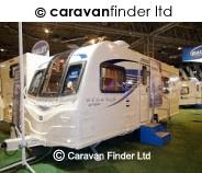 Bailey Pegasus GT65 Verona 2013 caravan