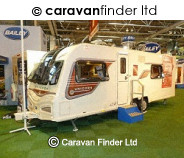 Bailey Unicorn Barcelona S2 2013 caravan