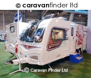 Bailey Unicorn Cartagena S2 2013 caravan
