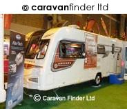Bailey Unicorn Madrid  2013 caravan