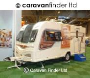 Bailey Unicorn Seville S2 2013 caravan