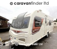 Bailey Unicorn 2 Valencia  2013 caravan