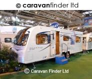 Bailey Pegasus GT65 Turin 2014 caravan