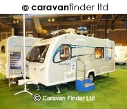 Bailey Pursuit Plus 430-4 2014 caravan