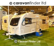 Bailey Pursuit Plus 530-4 2014 caravan