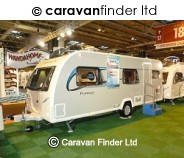 Bailey Pursuit Plus 540-5 2014 caravan
