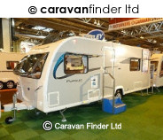 Bailey Pursuit 550 2014 caravan