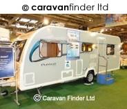 Bailey Pursuit Plus 560-5 2014 caravan