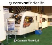 Bailey Unicorn Barcelona  2014 caravan