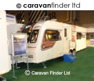 Bailey Unicorn Barcelona S2 2014 caravan